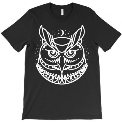 Owl T-shirt Designed By Quilimo