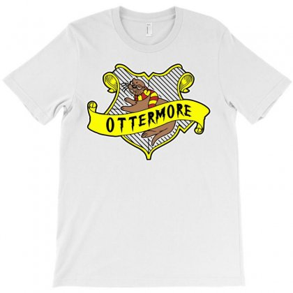 Ottermore T-shirt Designed By Mir Art