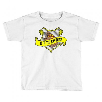 Ottermore Toddler T-shirt Designed By Mir Art