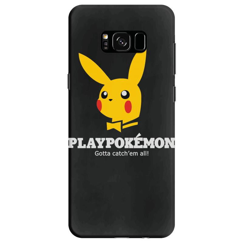 more photos 4b2a1 90ce4 Pokemon Playboy Samsung Galaxy S8 Case. By Artistshot