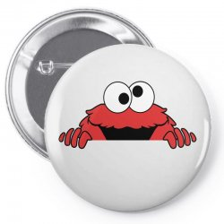 elmo3c Pin-back button | Artistshot