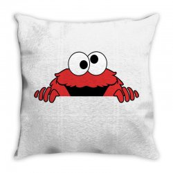 elmo3c Throw Pillow | Artistshot