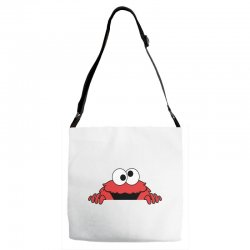 elmo3c Adjustable Strap Totes | Artistshot