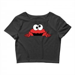 elmo3c Crop Top | Artistshot