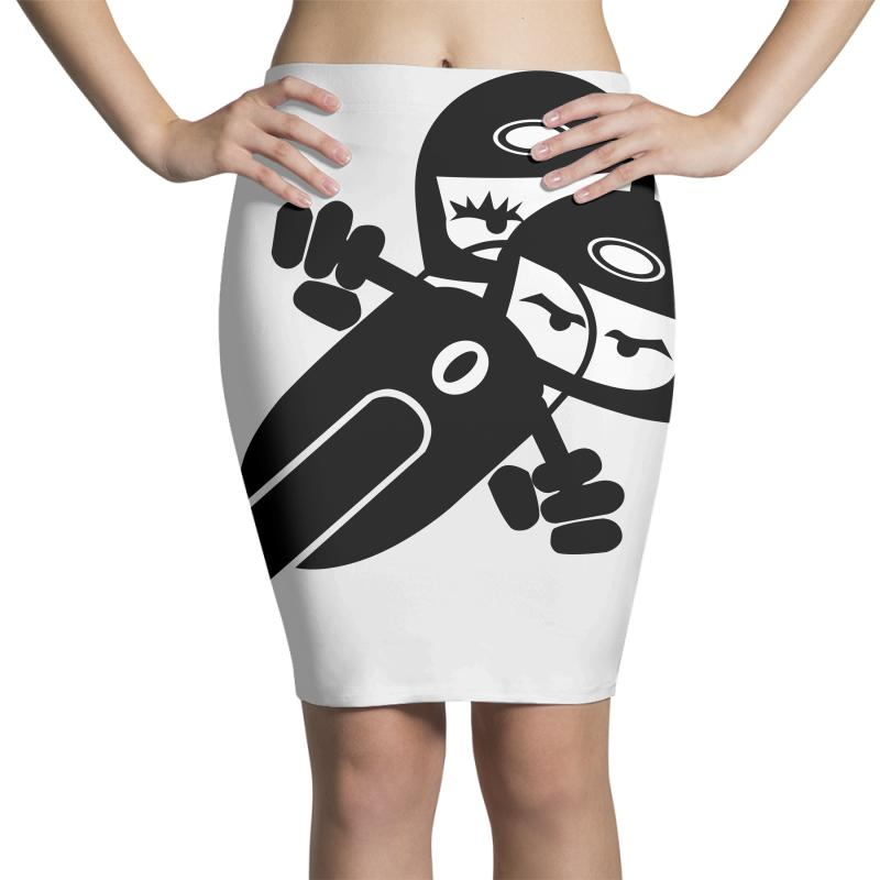 Catoon2 Pencil Skirts | Artistshot
