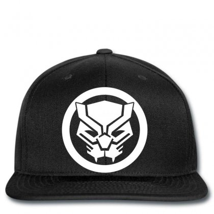 Black Panther Snapback Designed By Tshiart