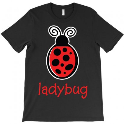 Lady Bug T-shirt Designed By Tshiart