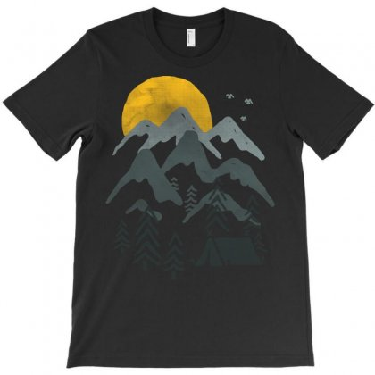 Roam T-shirt Designed By Quilimo
