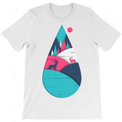 Tear T-shirt Designed By Quilimo
