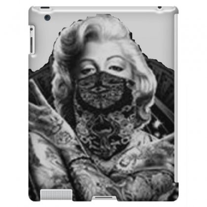 Marlyn Ipad 3 And 4 Case Designed By Crazy