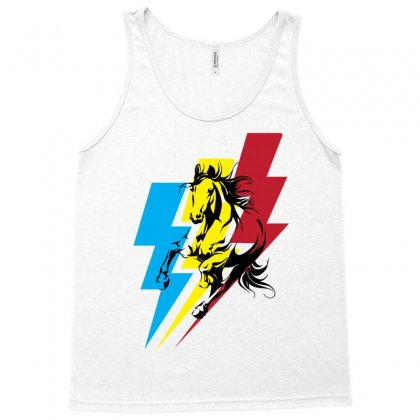 Horse Tank Top Designed By Sabriacar