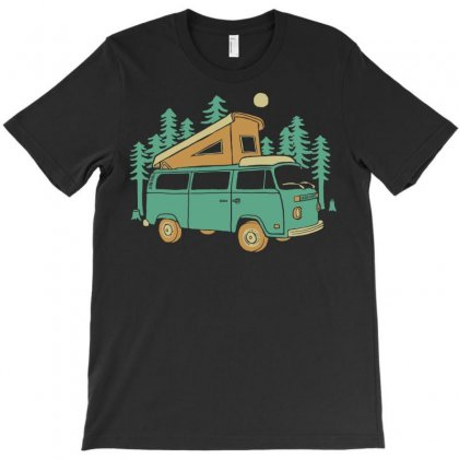 Go Wilderness T-shirt Designed By Quilimo