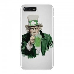 st patricks day  uncle sam iPhone 7 Plus Case | Artistshot