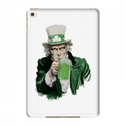 st patricks day  uncle sam iPad Mini 4 | Artistshot
