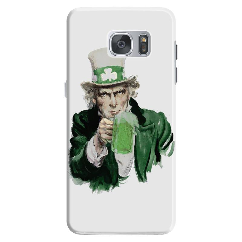 St Patricks Day  Uncle Sam Samsung Galaxy S7 | Artistshot