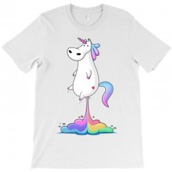 unicorn fart T-Shirt | Artistshot