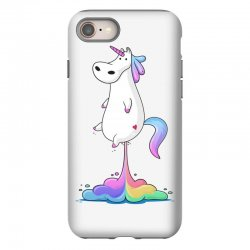 unicorn fart iPhone 8 | Artistshot