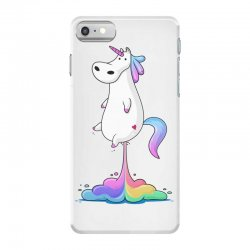 unicorn fart iPhone 7 Case | Artistshot