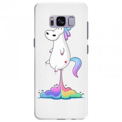 unicorn fart Samsung Galaxy S8 Plus | Artistshot