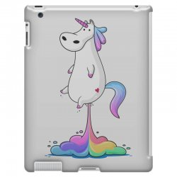 unicorn fart iPad 3 and 4 Case | Artistshot