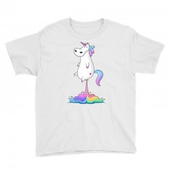 unicorn fart Youth Tee | Artistshot