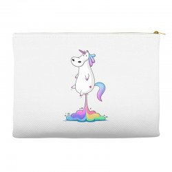 unicorn fart Accessory Pouches | Artistshot