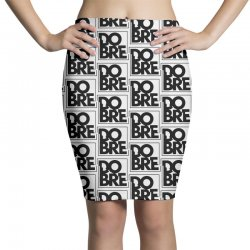 dobre brothers logo Pencil Skirts | Artistshot