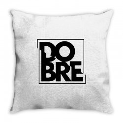dobre brothers logo Throw Pillow | Artistshot