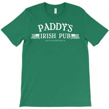 Paddys Irish T-shirt Designed By Tshiart