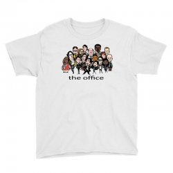 The Office Youth Tee | Artistshot