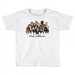 The Office Toddler T-shirt | Artistshot