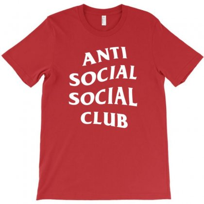 Anti Social Club T-shirt Designed By Oz