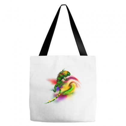 Iguana Tote Bags Designed By Oz