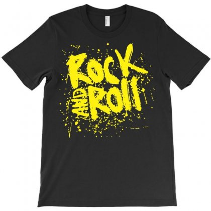 Rock Music R3 T-shirt Designed By Sbm052017