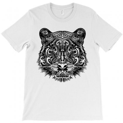 Lion T-shirt Designed By Oz