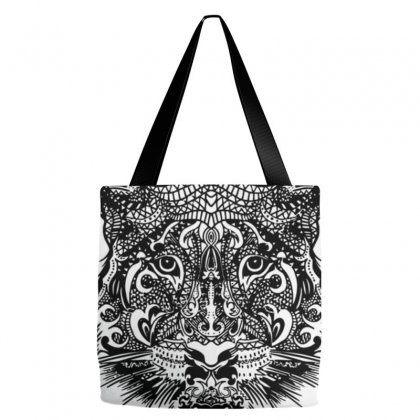 Lion Tote Bags Designed By Oz