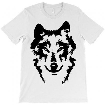 Wolf T-shirt Designed By Oz