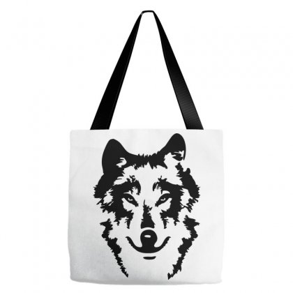 Wolf Tote Bags Designed By Oz