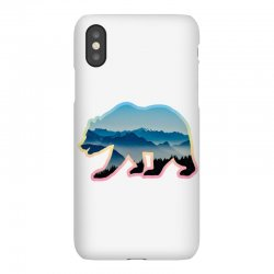 wild bear iPhoneX Case | Artistshot