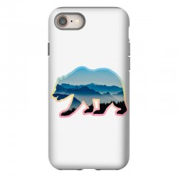 wild bear iPhone 8 Case | Artistshot