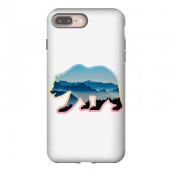 wild bear iPhone 8 Plus Case | Artistshot