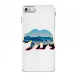 wild bear iPhone 7 Case | Artistshot