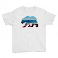 wild bear Youth Tee | Artistshot