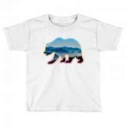 wild bear Toddler T-shirt | Artistshot