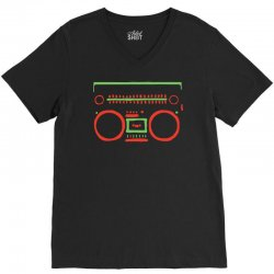 a tribe called quest   speaker hip hop the cutting edge V-Neck Tee | Artistshot