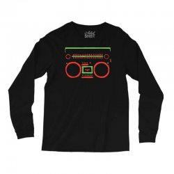 a tribe called quest   speaker hip hop the cutting edge Long Sleeve Shirts | Artistshot