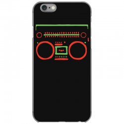 a tribe called quest   speaker hip hop the cutting edge iPhone 6/6s Case | Artistshot