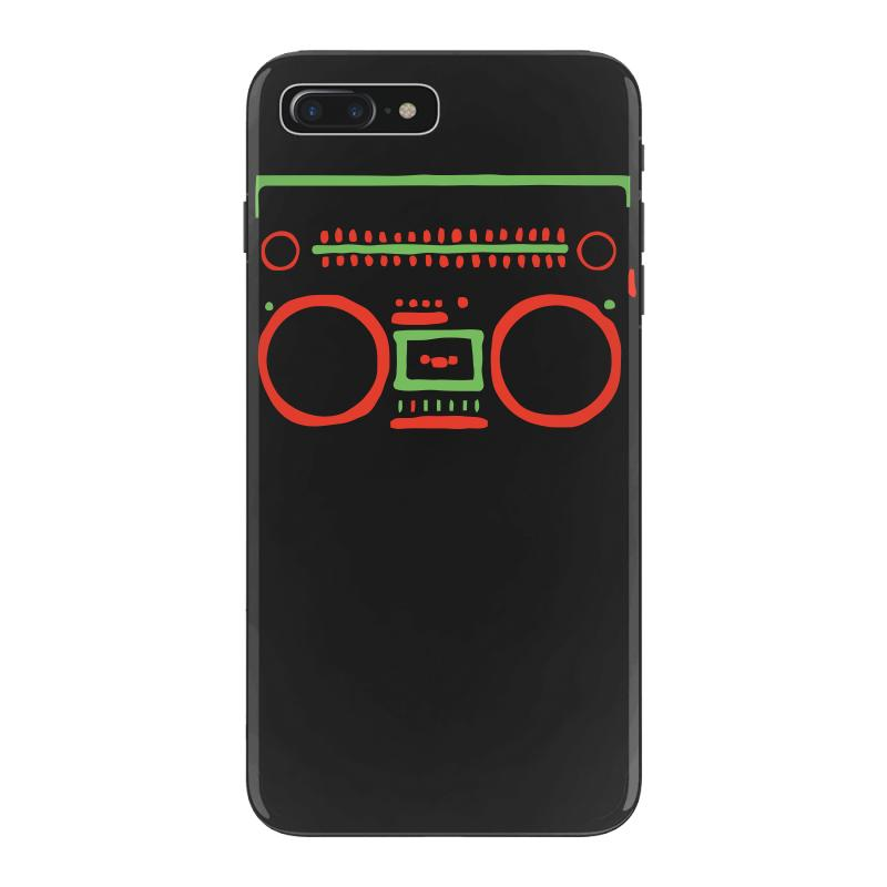 brand new 3d6a9 4c514 A Tribe Called Quest Speaker Hip Hop The Cutting Edge Iphone 7 Plus Case.  By Artistshot