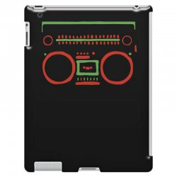 a tribe called quest   speaker hip hop the cutting edge iPad 3 and 4 Case | Artistshot