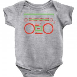a tribe called quest   speaker hip hop the cutting edge Baby Bodysuit | Artistshot